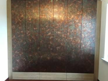 Przepiękna dekoracyjna szafa