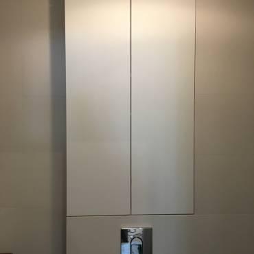 Zabudowy w łazienkach